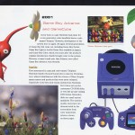 Part of the GameCube spread in High Score