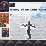 The Story of Oddworld - 1 in High Score